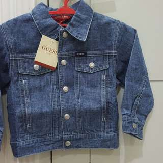 Guess original denim jacket