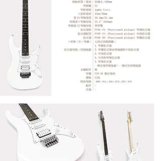 🚚 IBANEZ GRG140WH 電吉他 全新附配件 網路最低價