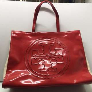 Authentic Tory Burch big bag