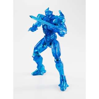 [PRE ORDER] Bandai - The Robot Spirits [Side JAEGER] - Gipsy Avenger Blueprint Clear Ver (7net Japan Exclusive) - Collectible Action Figure