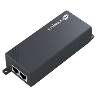 Edimax IEEE 802.3at Gigabit PoE+ Injector GP-101IT
