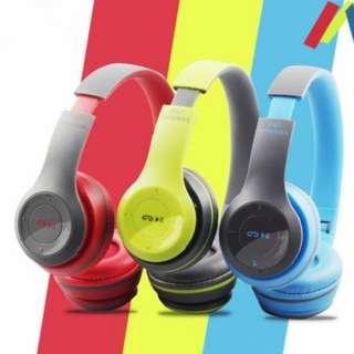 P47 wireless headphone