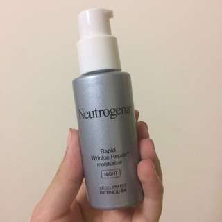Neutrogena Rapid Wrinkle Repair Anti-ageing Night Moisturiser