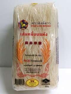 糙米粉 200g $13