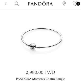 【可PC免運】Pandora 19吋硬環 有3個(代售)