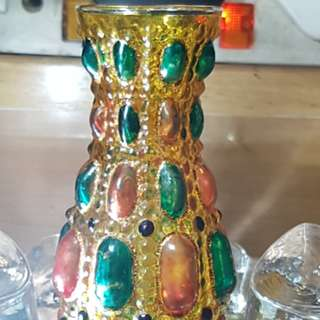 The beauty of Iranian vase