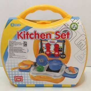 Kitchen set kids