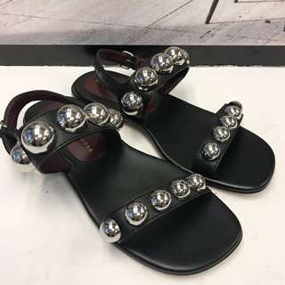全新 Marc Jacobs Leather Slippers