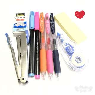 [SALE] Stationery Bundle 4