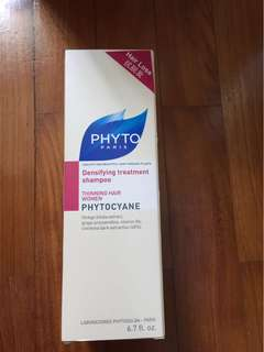 Phyto Densifying treatment shampoo for thinning hair