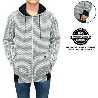 new!! jaket hoodie