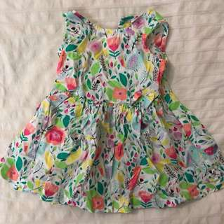 DEBENHAMS baby dress