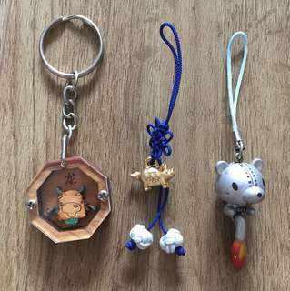 Beautiful Keychain 3 for $2.00