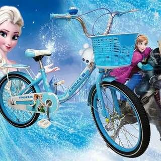 Frozen Collectible bike