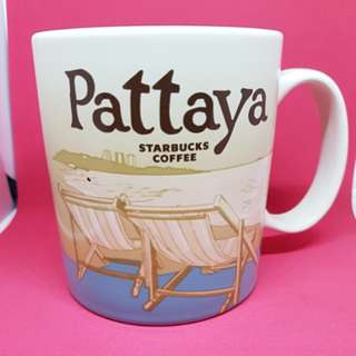 Starbucks Mug - Pattaya