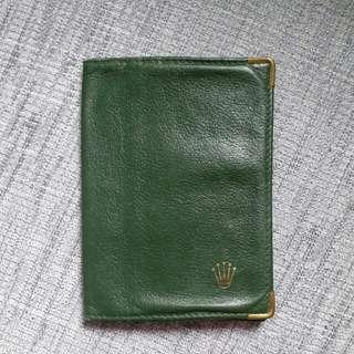 舊款 Rolex 證件套