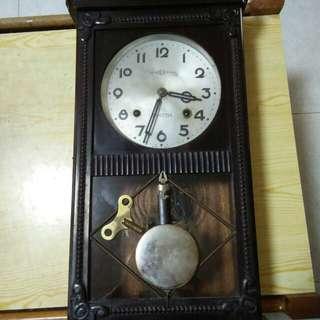 日本老壁鐘