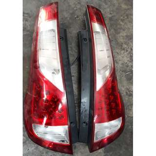 PROTON EXORA TAIL LAMP $280/PC