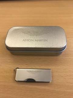 Brand New in Box Aston Martin USB Thumbdrive