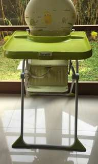Brevi High Chair
