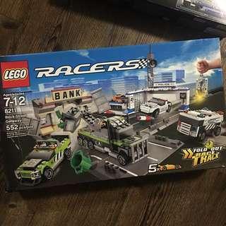 LEGO Racers Brick Street Getaway 8211