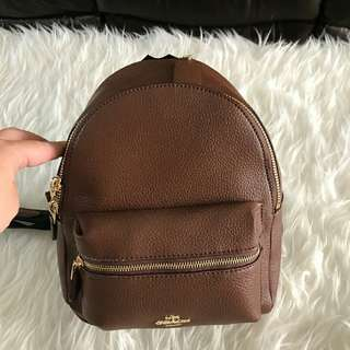 COACH BACKPACK MINI READY SISA PO SAYYY CUSS SISA 1 PCS