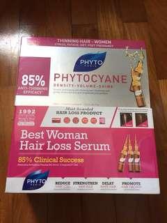 Phytocyane for thinning hair - Best hair loss serum