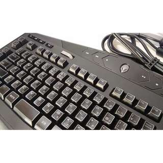 Alienware Tactx keyboard