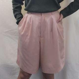Soft Pink Culotte (Kulot)