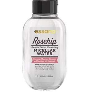 Rosehip Micellar Water