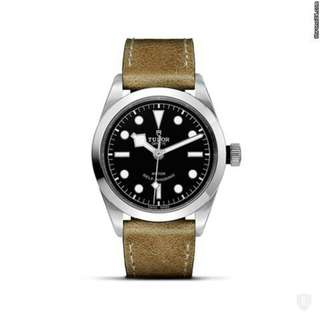 Tudor 79500 Leather