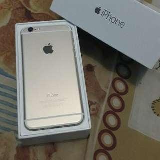 Iphone 6 64gb Gold no minus