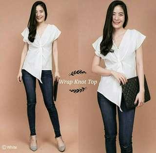 Blouse wanita 899 blouse polos blouse kimono baju atasan kerja polos