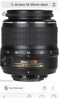 Want to buy nikkor 18-55mm