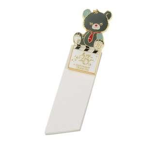 Japan Disneystore Disney Store Unibearsity Salt Pin Badge