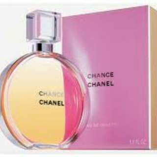 Edited Scent Chance by Chanel