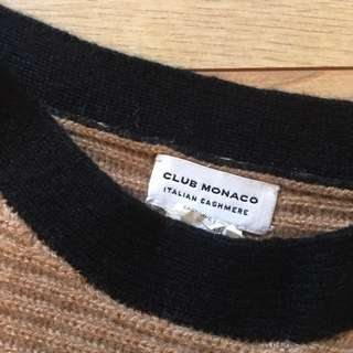 Club Monaco: 100% Cashmere Top (Worn Once)