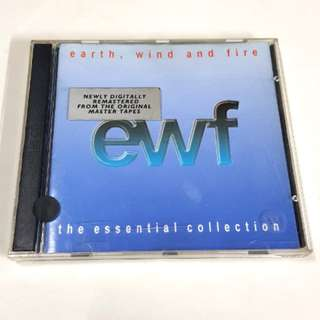 Earth Wind and Fire (EWF) The Essential Collection