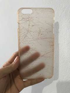 Casing iphone 6/6s +