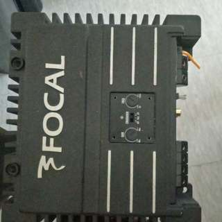 Focal solid2 Amplifier