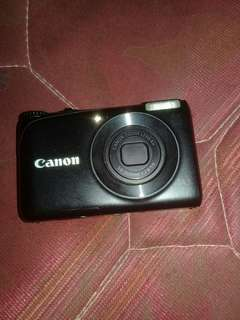 digital camera powershot a2200