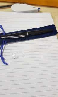 Sheffear taranis fountain pen