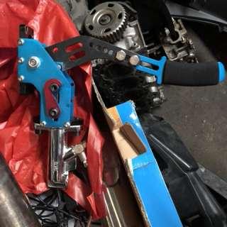 通用型改裝油壓手煞車