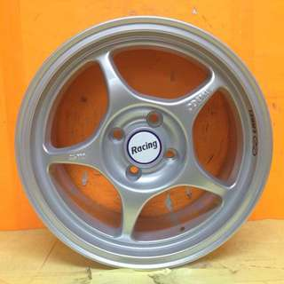 SPORT RIM 15inch RACING WHEELS