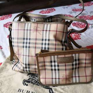 Burberry Bag premium grade(full set with resit)