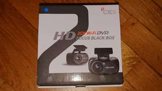 3 months old eCell Focus 2 Channel HD Wi-Fi DVR