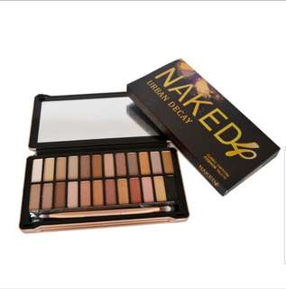 Urban Decay Naked 4 Palette‼️FREE NORMAL MAIL‼️