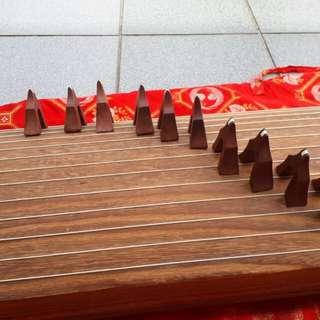 Japanese Harp ethnic instrument Koto