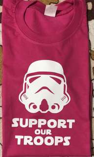 Stormtrooper and Sith Shirt (Unisex)
