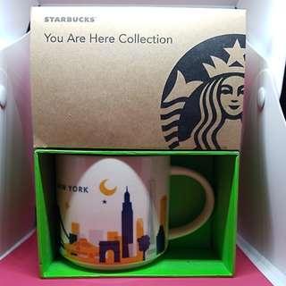 Starbucks Mug - New York